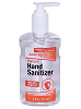 Assured Instant Hand Sanitizer 8oz - PACKAGE OF 12