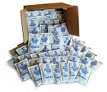 Datrex Emergency Water Pouches Case of 64 Five Year Shelf-Life