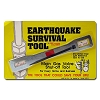 Earthquake Survival Tool QuakeHold Gas Shutoff Wrench