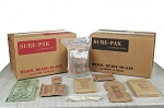 MRE Sopakco Sure-Pak Case w/ Heaters - MEALS READY TO EAT