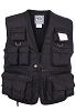 Travel Vest for Pilots, Photographers or Survival