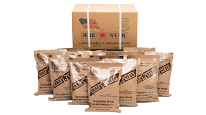 MRE Meals Best-Selling