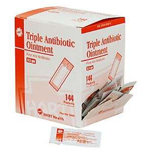 Triple Antibiotic Ointment 144/box