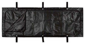 Government DOD Spec Black Disaster Bag Each - NSN 9930-01-331-6244 - 6 HANDLE - Adult Size