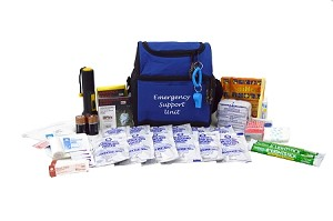 Deluxe Emergency Support Unit Earthquake Kit