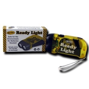 Ready Light Dynamo Flashlight